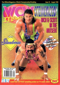WCW Magazine - Issue 18 - August 1996-1